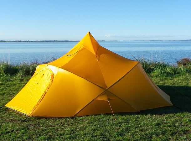 Aarn Pacer tents are lightweight highly versatile in 1 person 2 person and person models. 1 and 2 person models can use trekking poles to reduce weight & Aarn Pacer tents are lightweight highly versatile in 1 person 2 ...