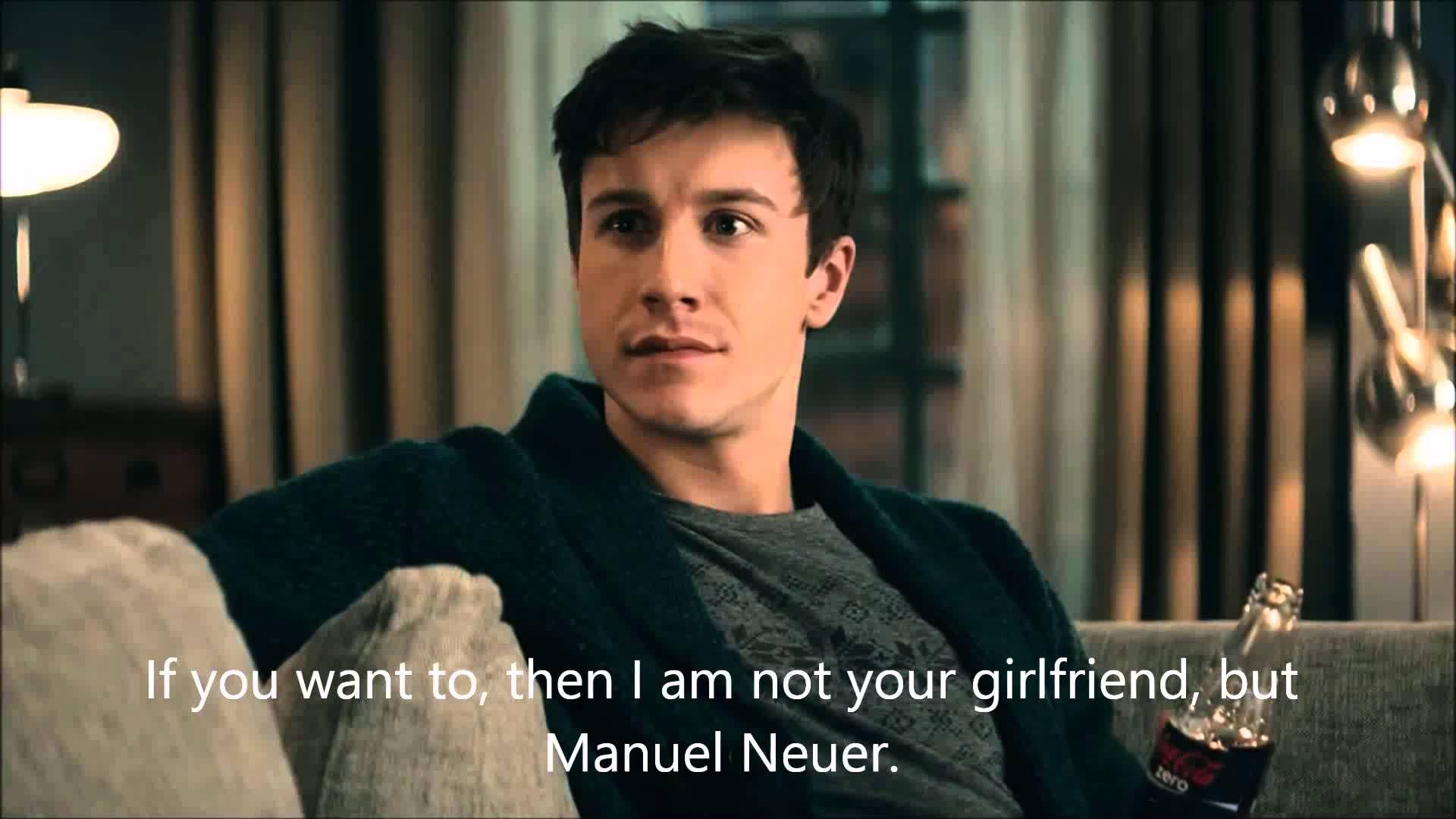 Coke Zero Commercial Germany Manuel Neuer Subtitled Manuel Neuer Subtitled Marketing Campaigns