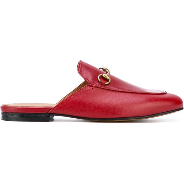 Gucci Princetown mules (6345 MAD