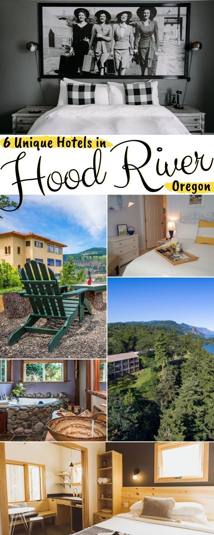 The 6 Best Hotels In And Around Hood River, Oregon