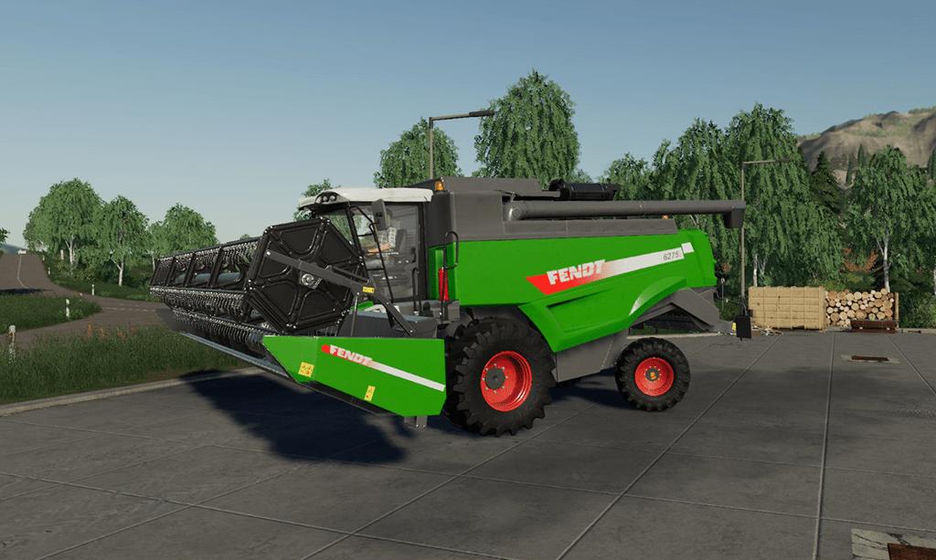 FS19 Fendt 6275L 1 0 2 0 - Farming simulator 2019 / 2017