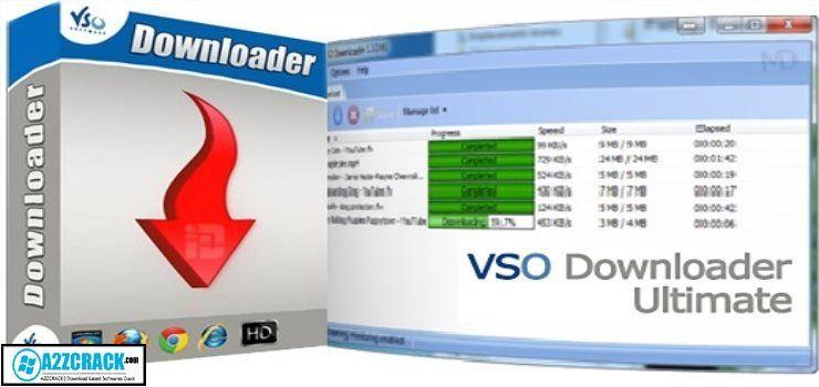 تحميل برنامج Vso Downloader Ultimate كامل بالتفعيل اخر