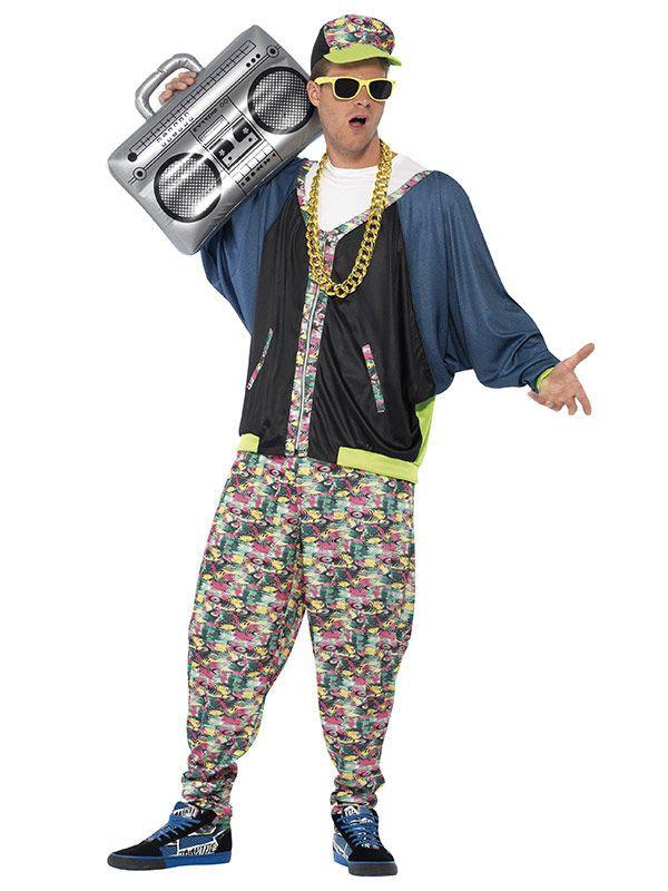 80er jahre hip hop kost m bunt aus unserer kategorie 80er jahre kost me wenn dieser rapper. Black Bedroom Furniture Sets. Home Design Ideas
