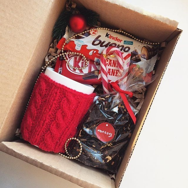 Regali Carini Natale.Perfect Little Assortment Of Things For A Tiny Package Personalised Gifts Diy Personalized Gift Baskets Diy Christmas Gifts