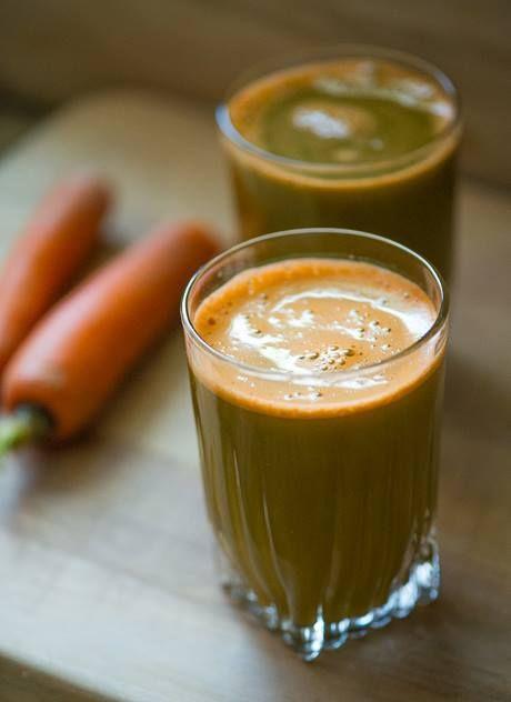 Kale juice diarrhea