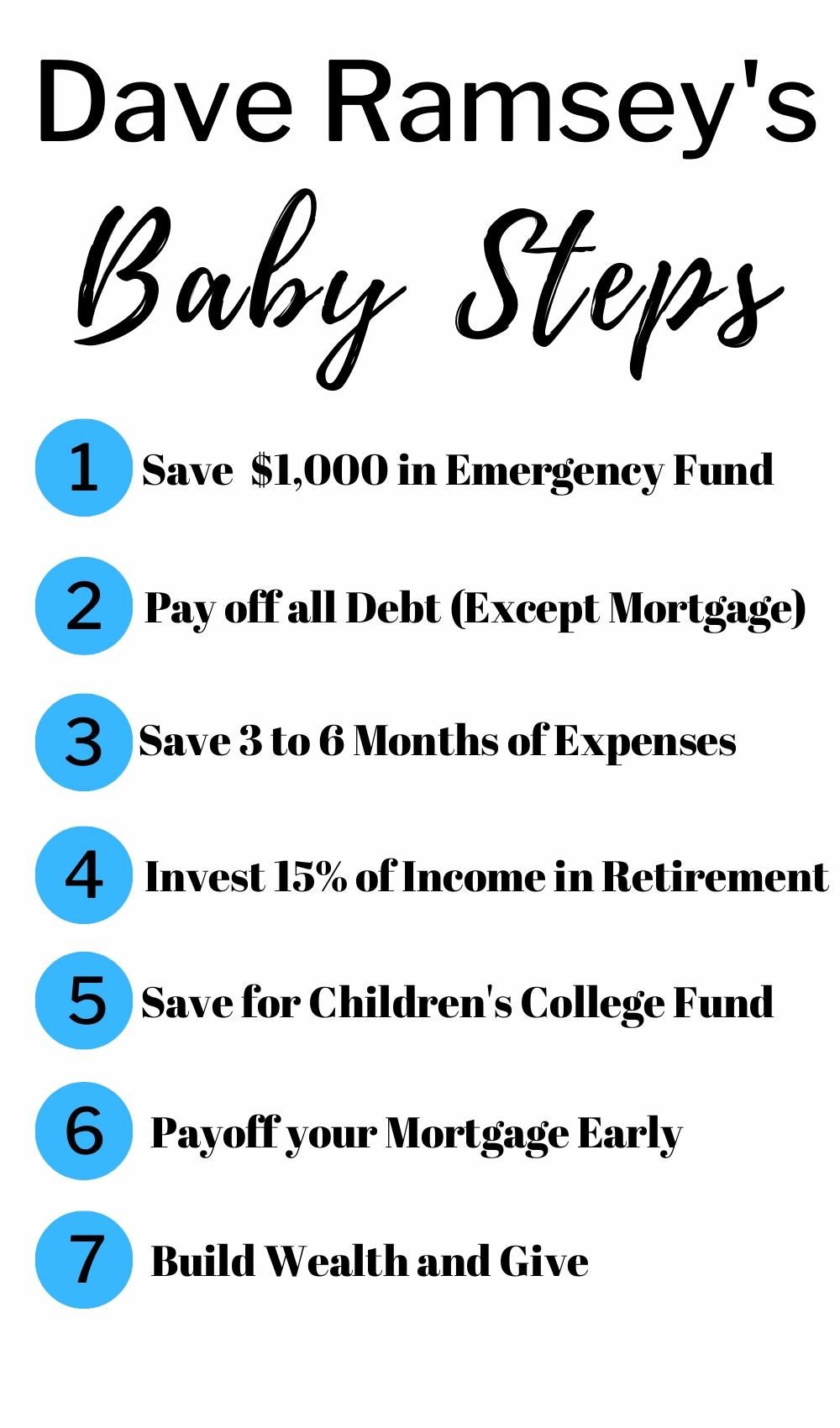 These Dave Ramsey tips on money have saved us hundreds! You definitely don't want to miss these Dave Ramsey tips! They include Dave Ramsey's budgeting tips, Dave Ramsey's savings plan and more! #getoutofdebttips #daveramseytips #daveramseysnowball #daveramseybudget #daveramsey #savemoney #budgeting #daveramseysaving #daveramseysavingsplan #daveramseybudgetingtips