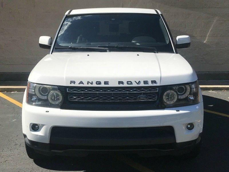 Range Rover Sport HSE Lux (2013)