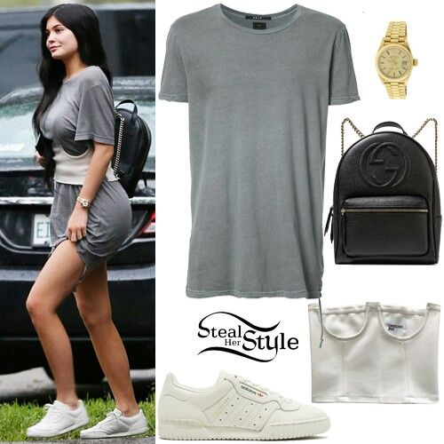 Kylie Jenner Outfits: Pin By Margarita Zaragoza On Kylie Jenner Style Steal In