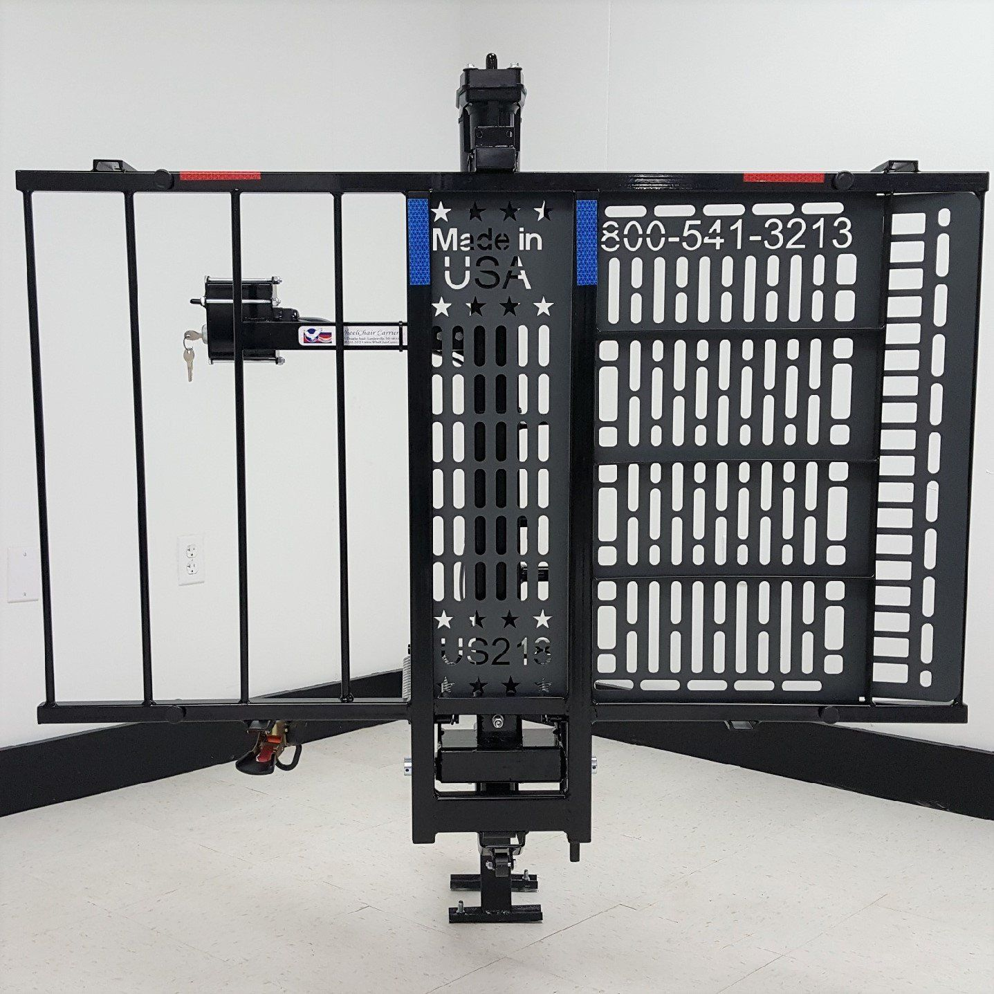 WheelChair Carrier Hold n' Go Electric Lift Model