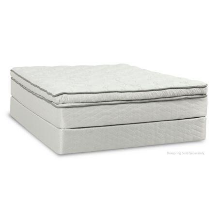 Serta Queen Prairiewood Super Pillow Top Mattress Model 7083431050