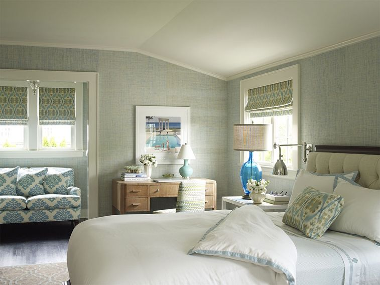Interior Designed Bedrooms Simple This Hamptons Home Designedgregory Shano Is A Total Feast For Decorating Inspiration