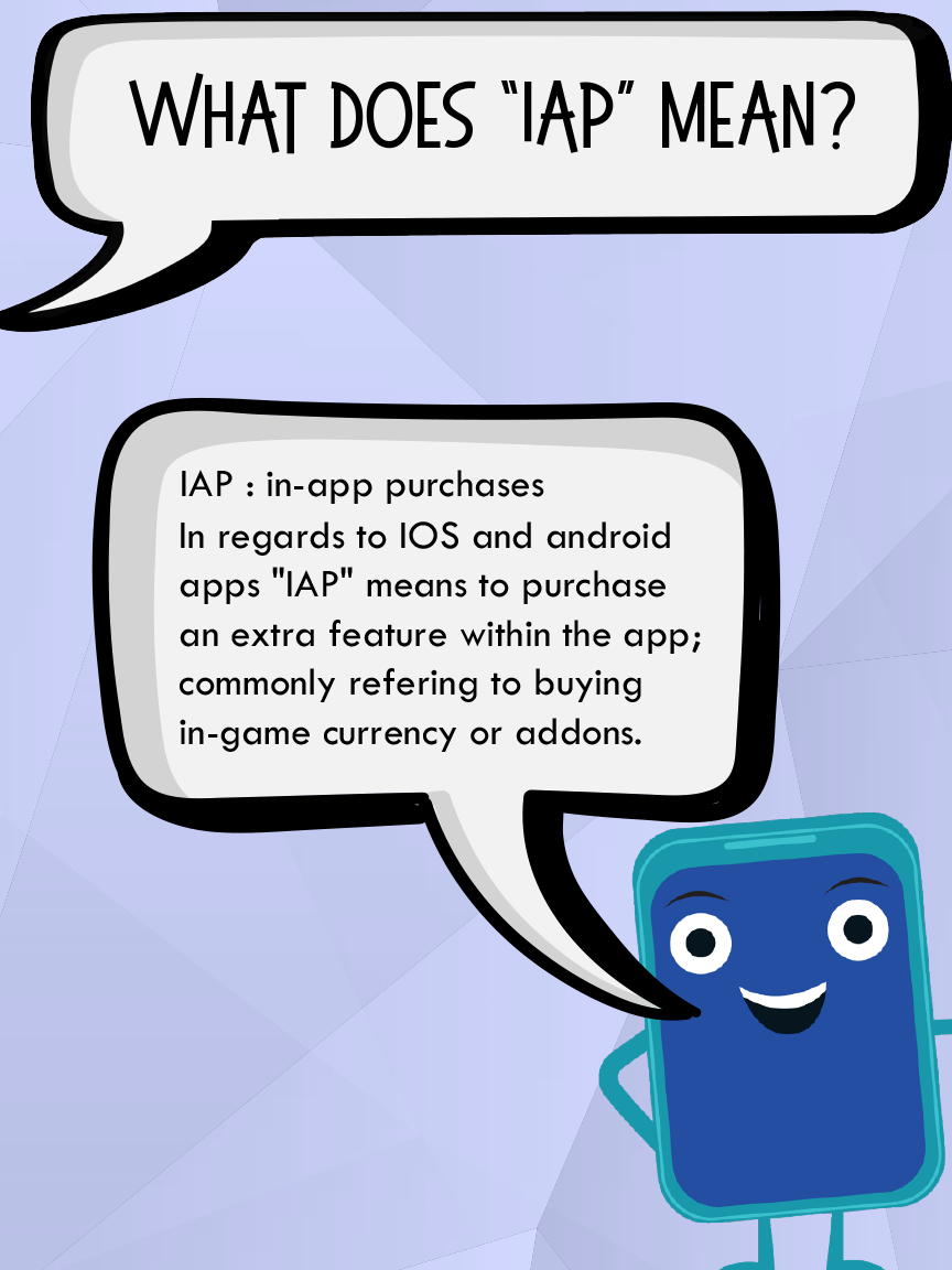 What does IAP Mean? (Inapp Purchase) Ingame currency