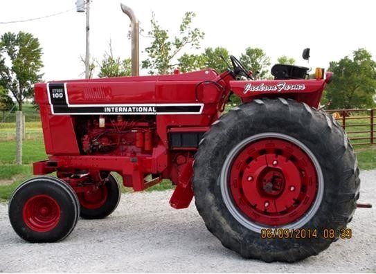 1976 Black Stripe Ih Hydro 100