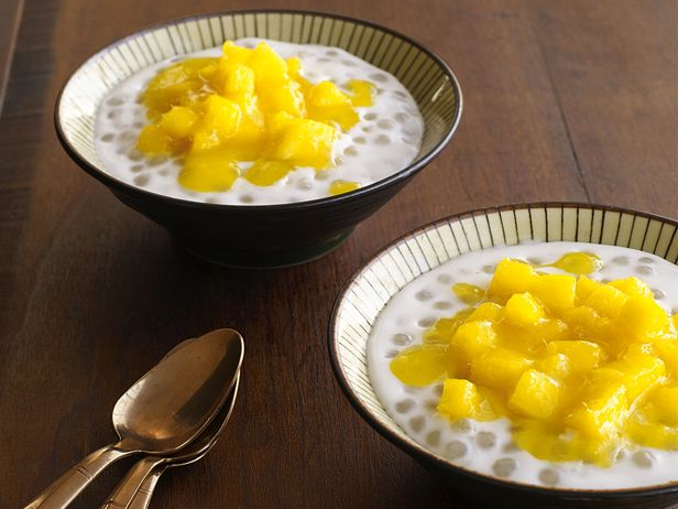 Coconut tapioca food network kitchen food network unsweetened coconut tapioca recipe food network kitchens food network forumfinder Images