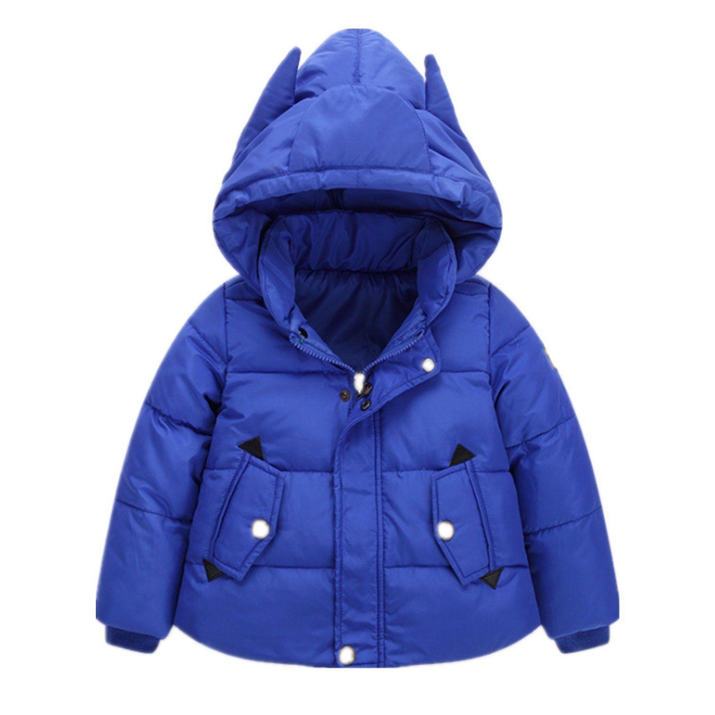 Kids Boys Girls Cartoon Zip Up Outerwear Jacket Winter Thicken Hooded Coat Material Soft Polyester Fiber Outerwear Jackets Winter Jackets Coats Jackets Women [ 1500 x 1500 Pixel ]