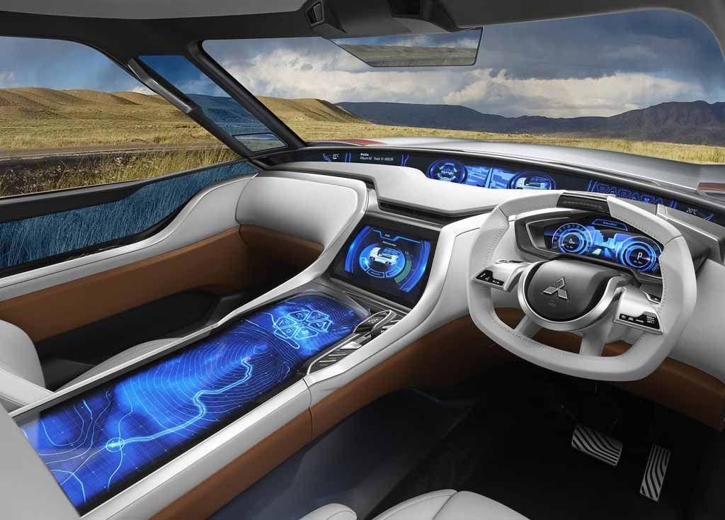 new car coming out 20162016 Mitsubishi Montero Interior  Mitsubishi Rules  Pinterest