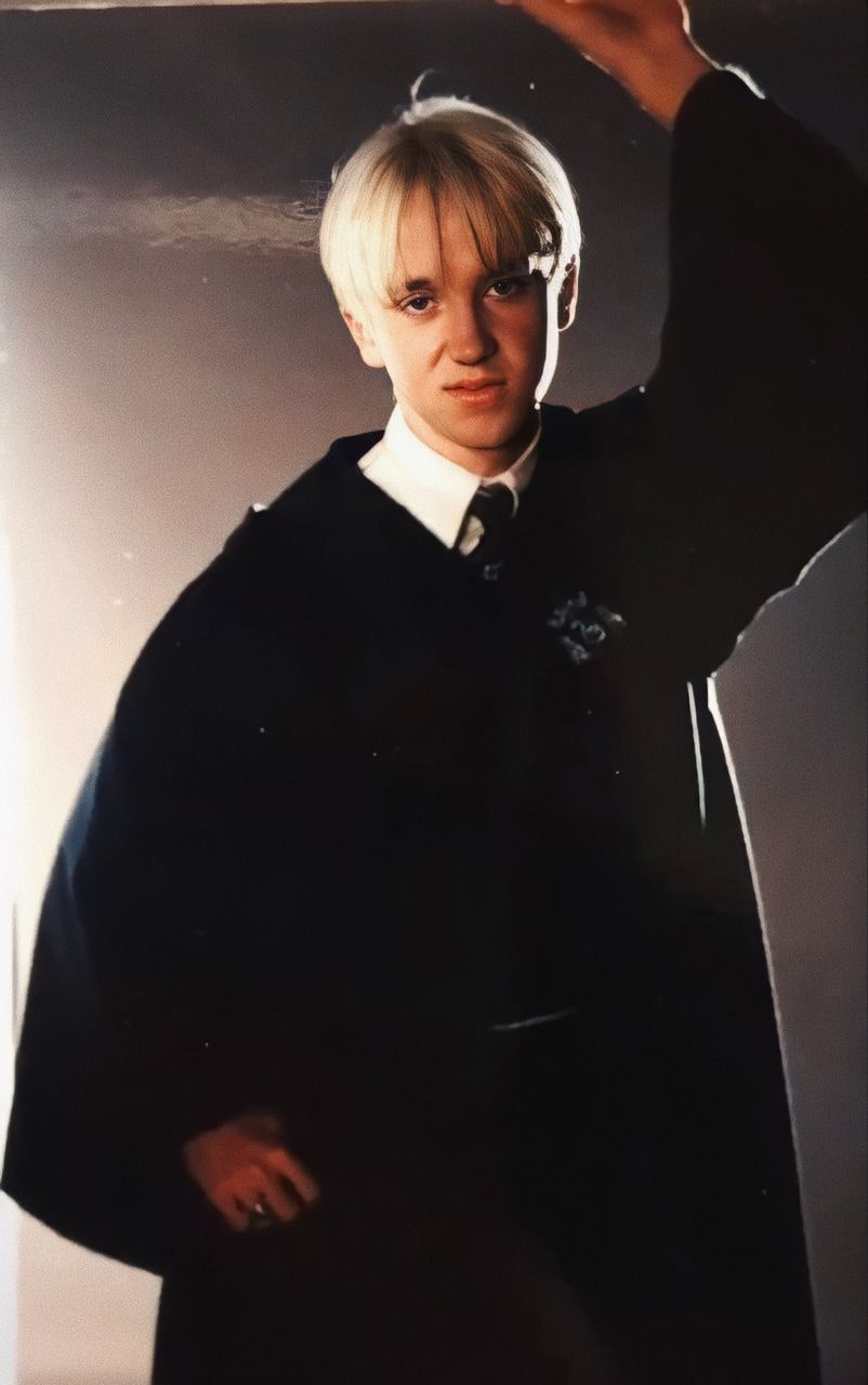 draco malfoy. shared by olivia♡ on We Heart It
