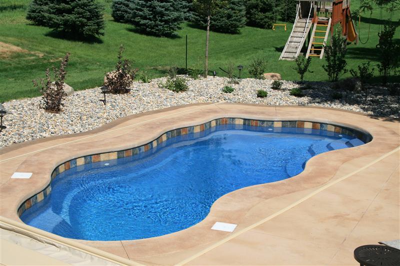 Fiberglass Swimming Pool Paint Color Finish Pacific Blue 2 ...