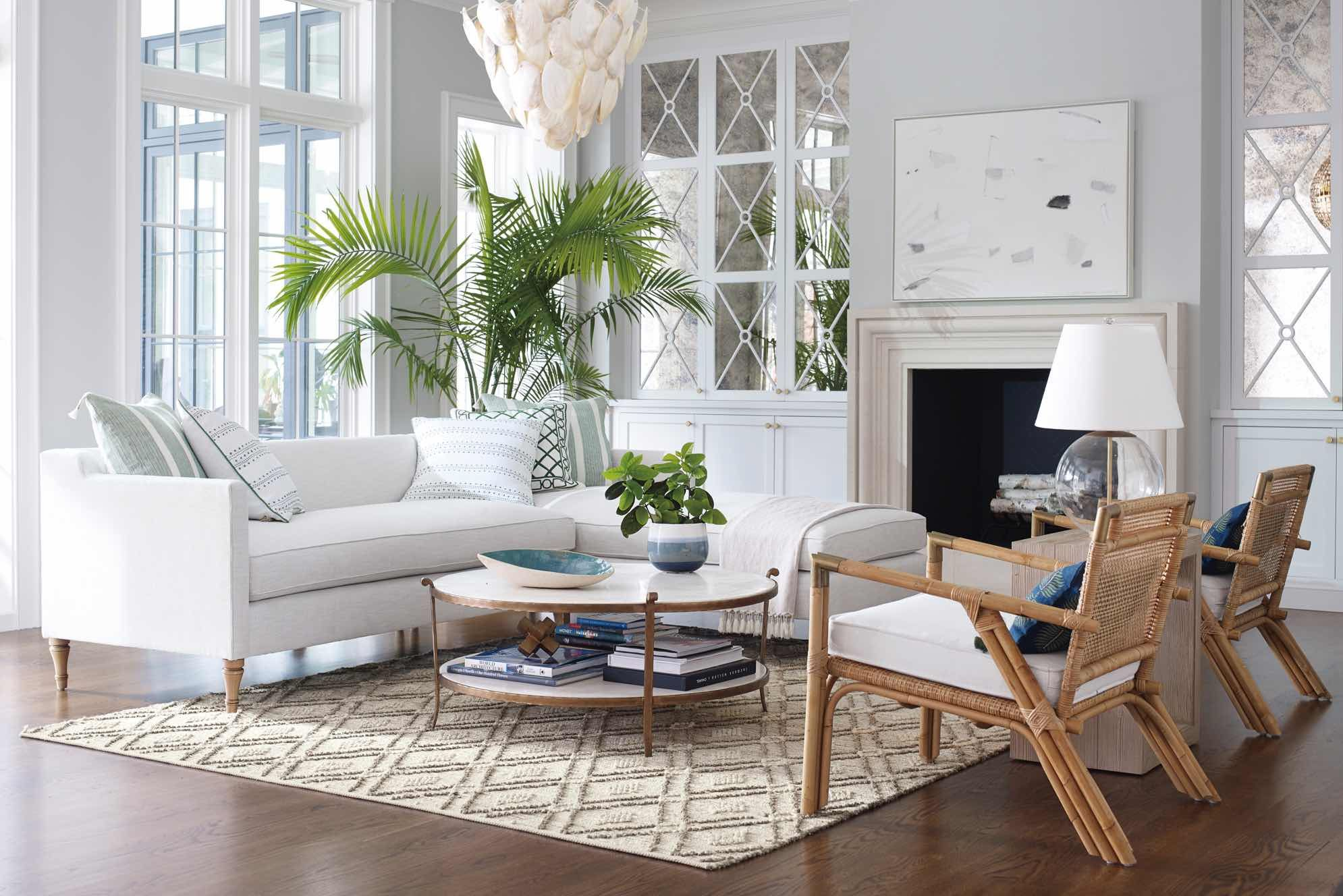 Shop The Look Living Room Designer Rooms Serena Lily In 2020 Interior Design Advice Coastal Living Room Living Room Designs #shop #this #look #living #room