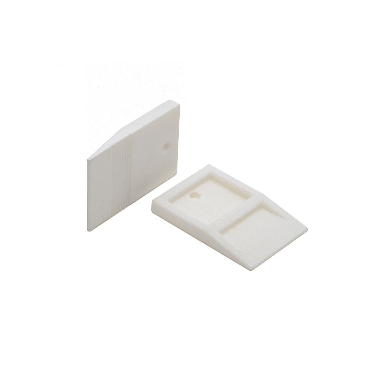 Tavy 1 8 White Wedge Spacers 100 Bag White Wedges Wedges The 100
