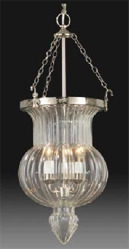 New Long Neck Melon Bell Jar Lantern