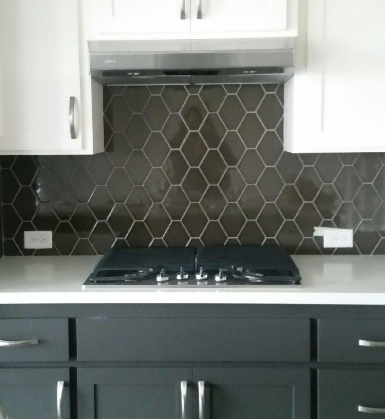 Pin By Arizona Tile On Backsplash Inspiration Backsplash