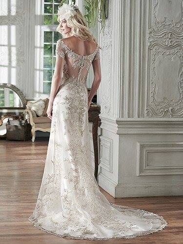 Riviera - Maggie Sottero - Available at Stella's Bridal & Evening Collections