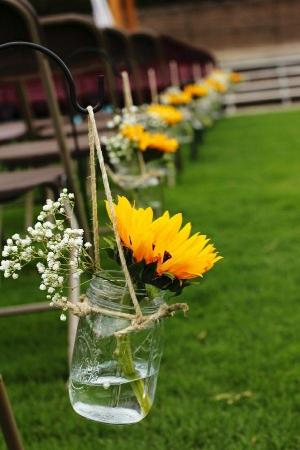 Pin Von Daniela G Auf Eheversprechen Erneuern Sonnenblumen