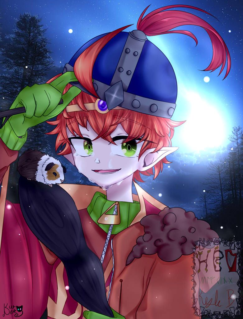 [ South Park ] HBD Kyle!! by