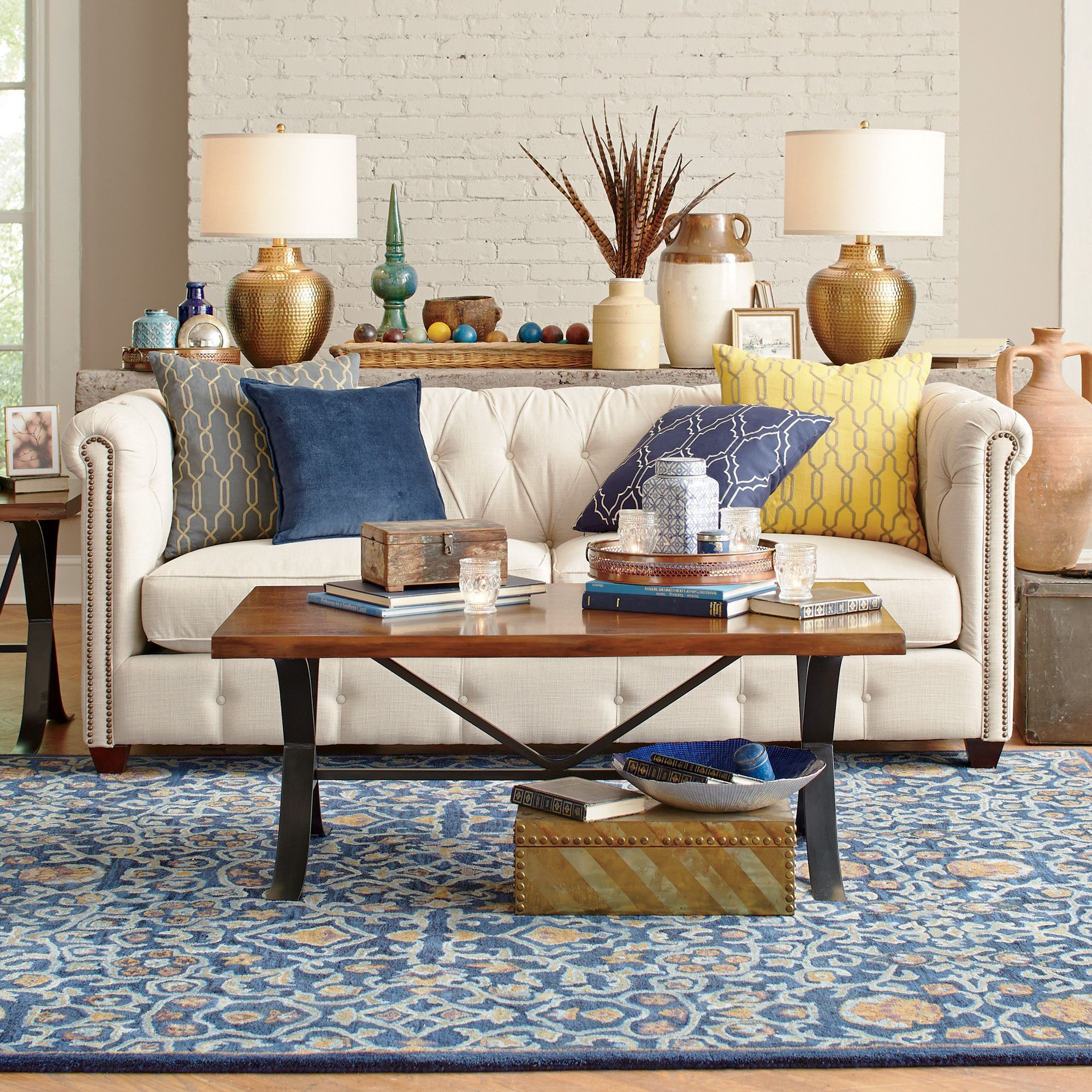 You\'ll love the Devall Coffee Table at Birch Lane - With Great Deals ...