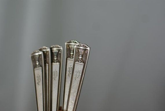 Holmes and Edwards Silverware Entire Set in by theenchantedfigtree, $150.00