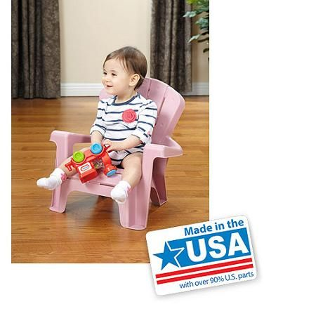 little tikes garden chair pink - Little Tikes Garden Chair