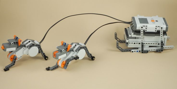 how to make mini robot projects