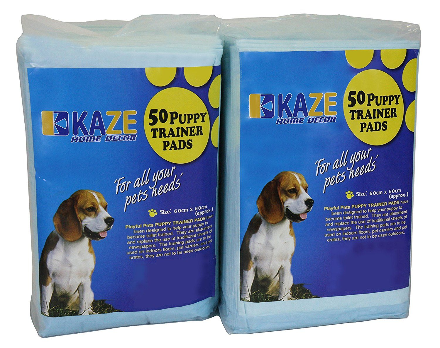 Kaze Training Pads 100 Count 23 Inch By 23 Inch More Info