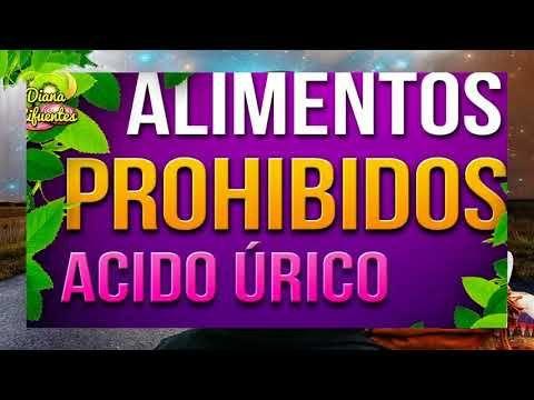 Que sintomas provoca el acido urico alto