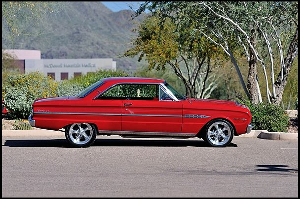 1963 Ford Falcon Sprint 289 Ci 4 Speed At Mecum Auctions Ford Falcon Classic Cars Trucks American Racing Wheels