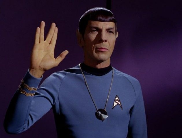 Thank you so much for your long and prosperous life   -  Leonard Nimoy 1931-2015 RIP