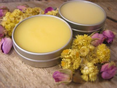 DIY Natural Solid Perfumes Tutorial