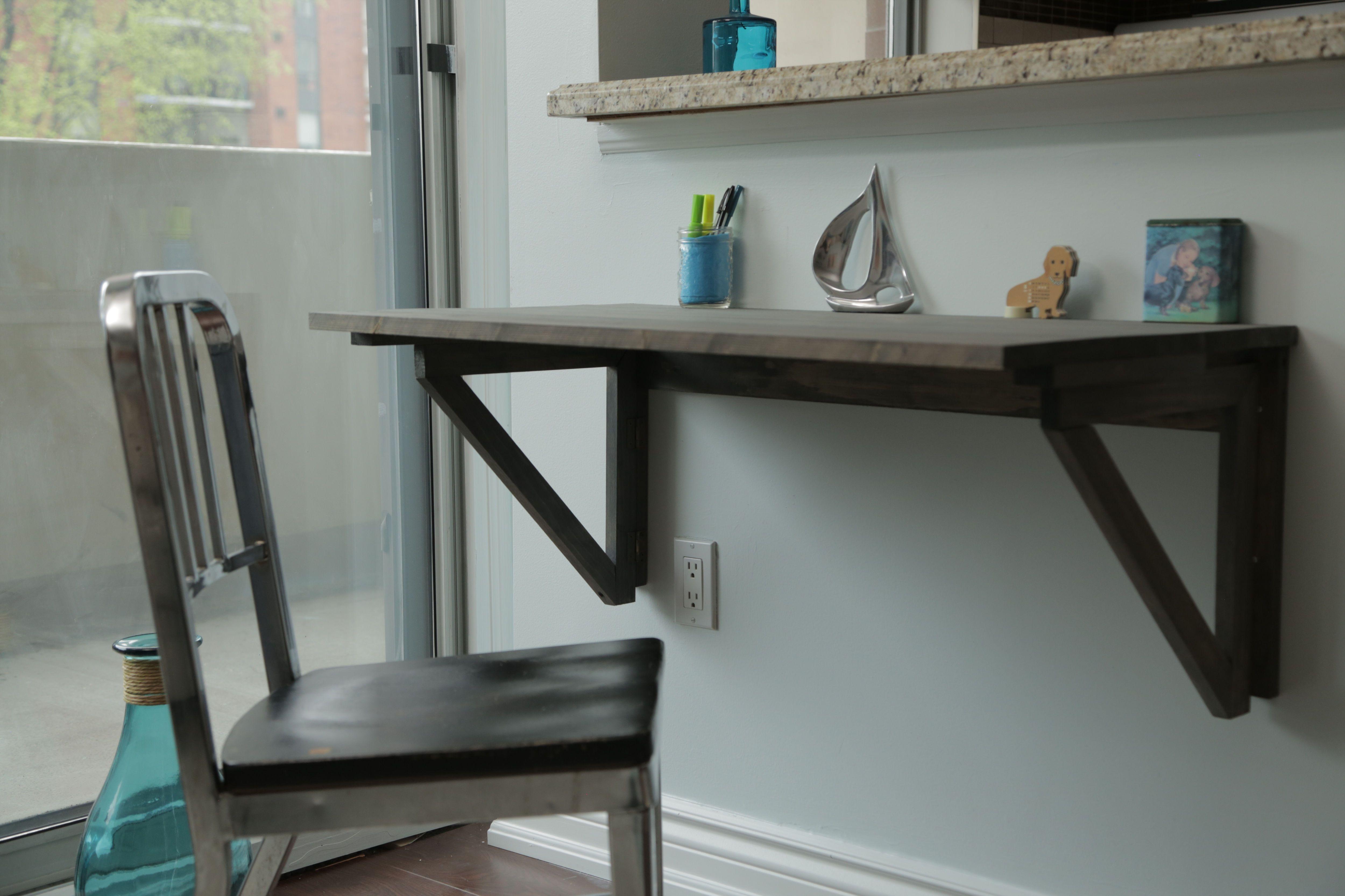Diy murphy desk murphy desk desks for small spaces