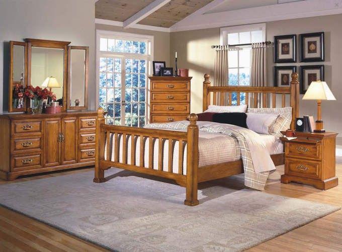 Advantages of buying oak bedroom furniture