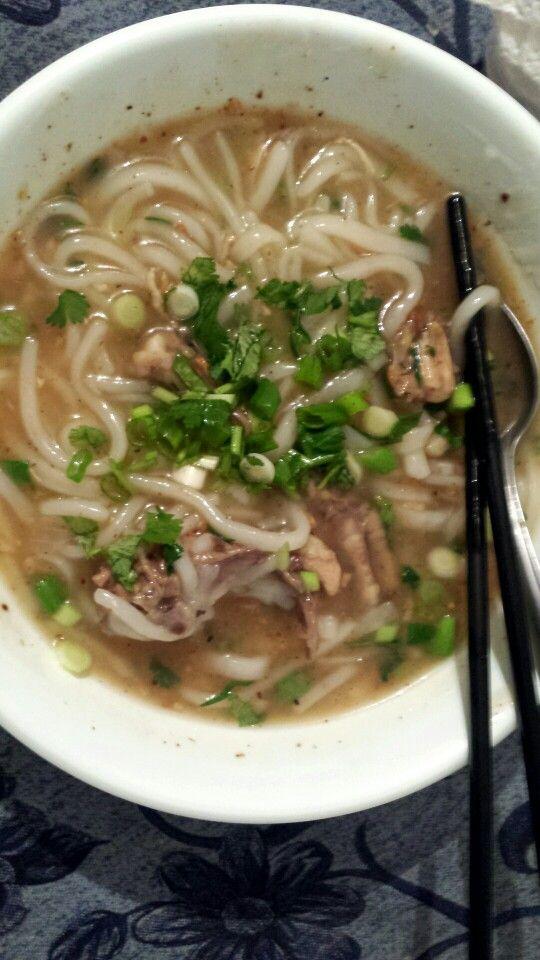 Asian Street Meat Piek