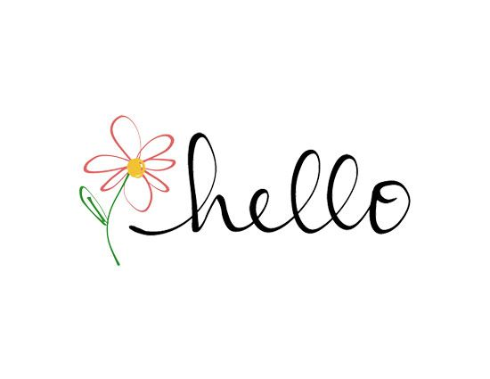 All it takes is one #hello message to catch up with an old