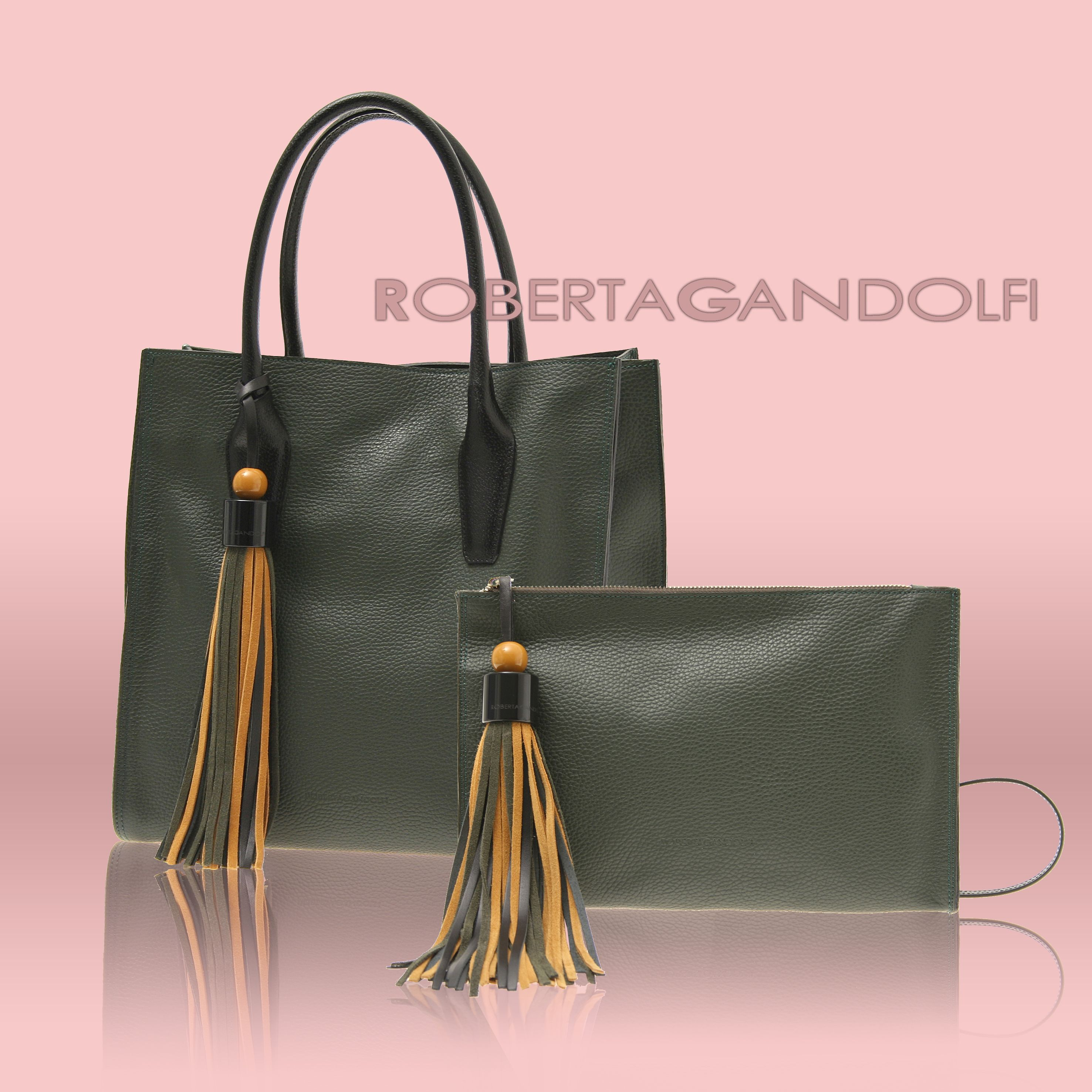 Roberta Gandolfi collection #bags #Italianfashion