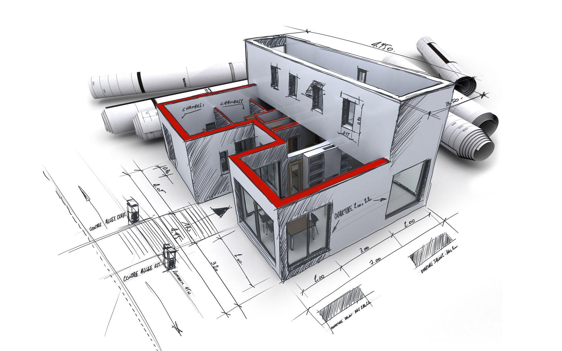 architecture - Architecture Design 3d