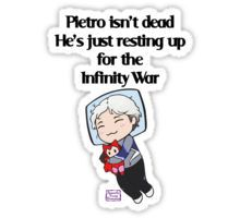 Chibi Pietro Maximoff Sticker<I WANT ONE WHERE CAN I GET ONE