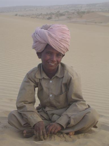Blog de roadtoindia :Road To India, Desert - Enfant du desert...