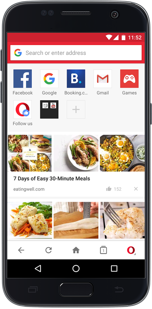 Opera Mini Download For Mobile : opera, download, mobile, Download, Opera, Android, Phone,, Tablet