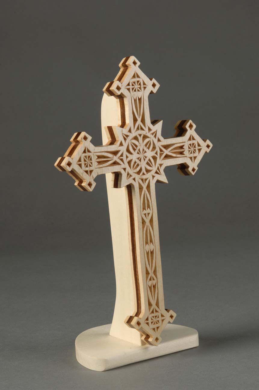 Carving crosses Пошук google геометрическая резьба