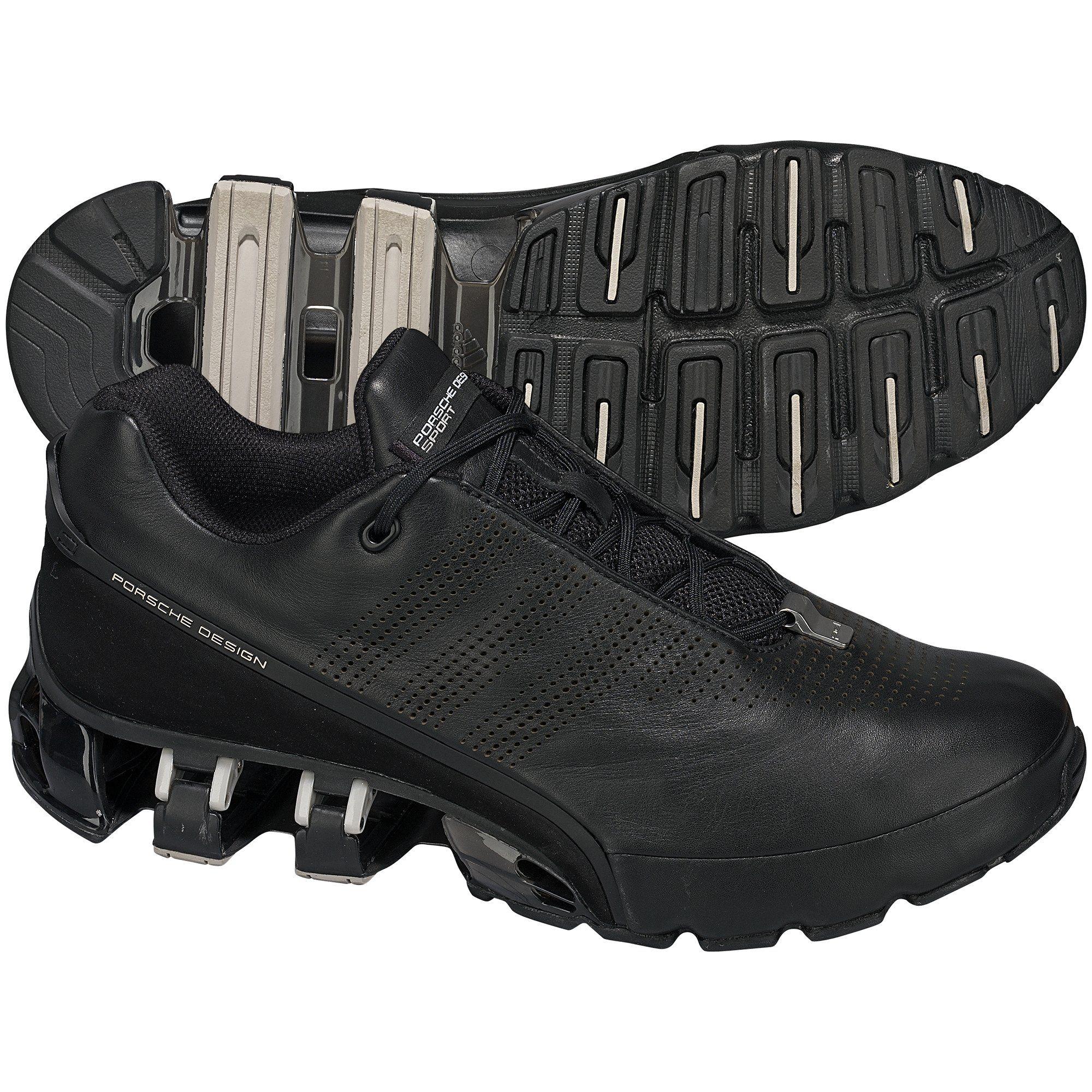 zapatillas adidas bounce negras