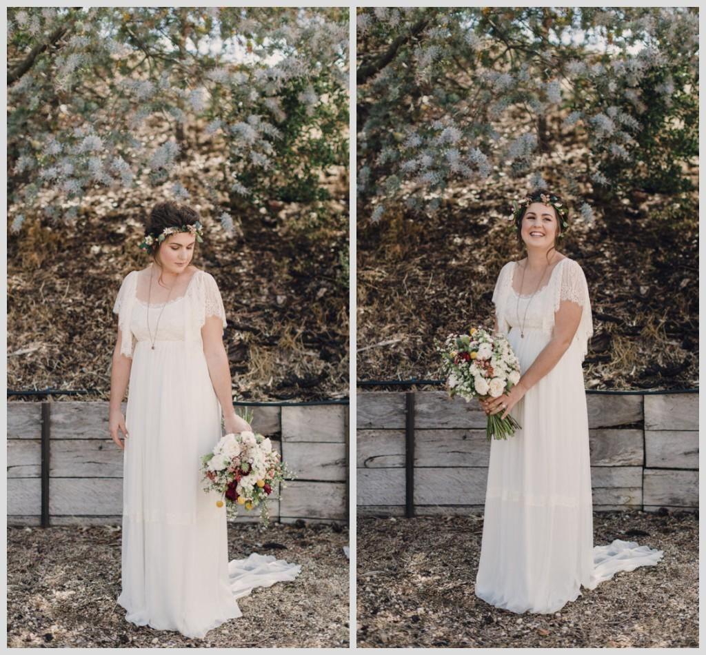Großhandel Plus Size Wedding Dresses2016 Ärmeln Spitze Land A Line ...